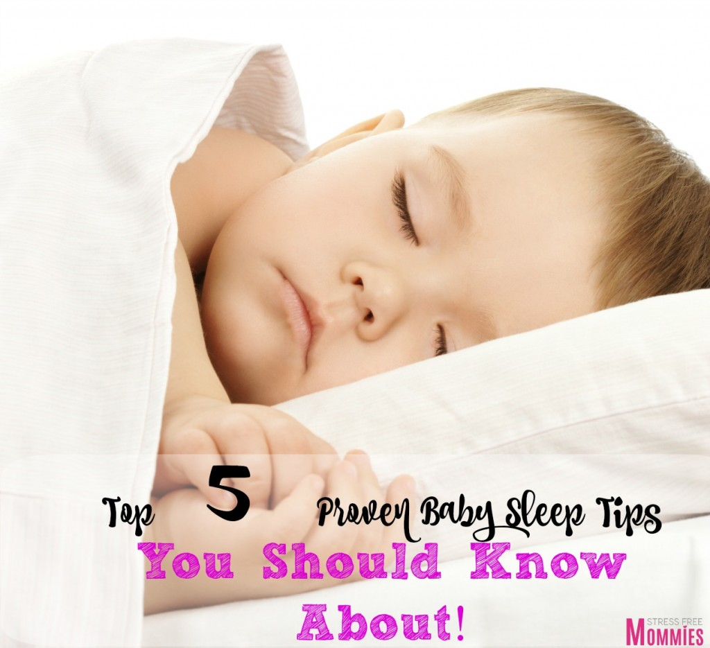 tips for sleeping baby