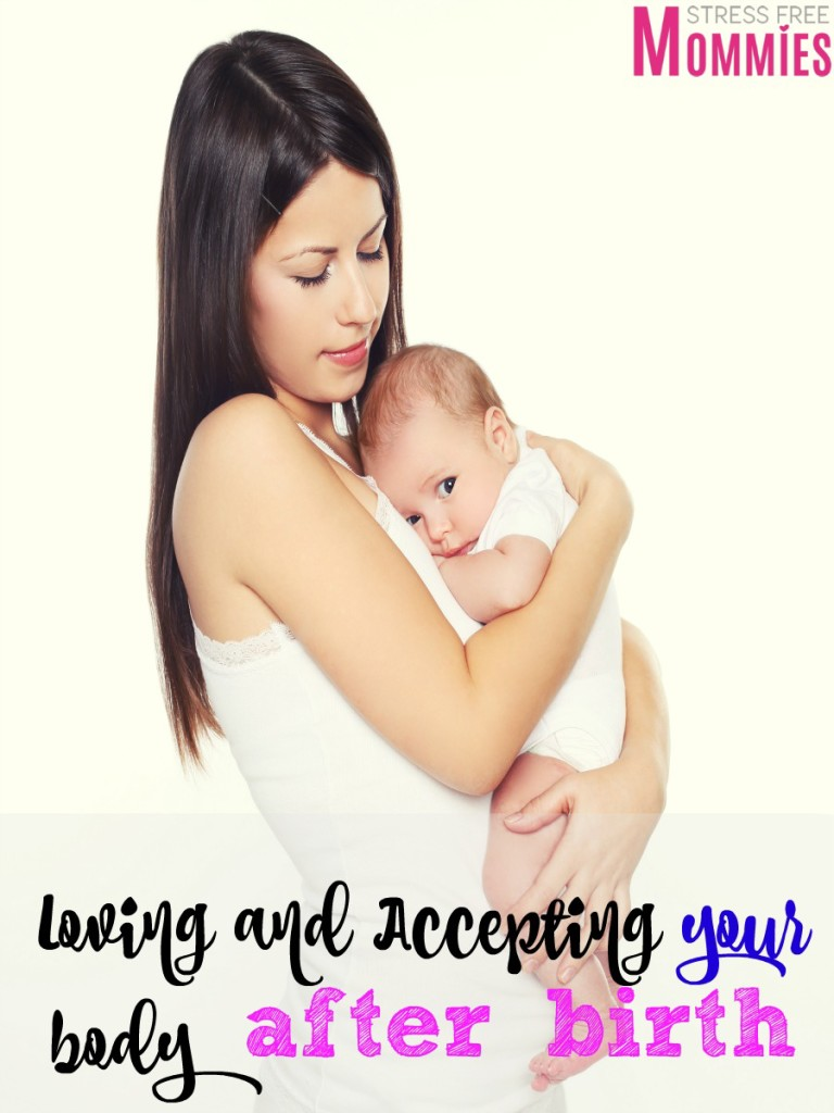 loving your postpartum body