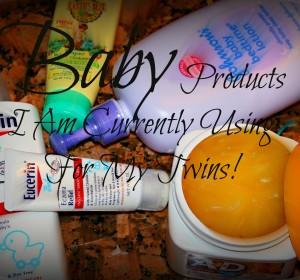 Baby Products I Recommend/Productos de Bebes que Recomiendo