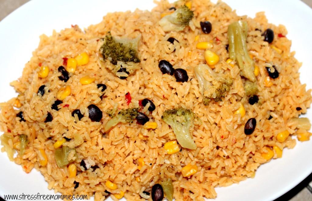 santa fe rice