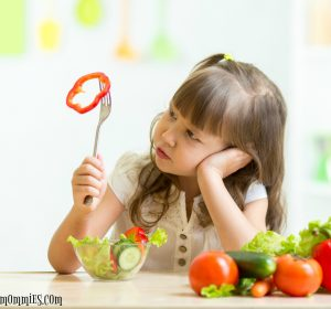 5 easy ways to encourage your picky eater to eat