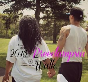 Walking for a Good Cause / Caminando por una Buena Causa
