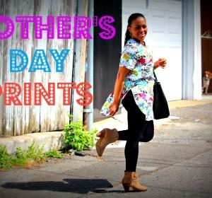Mother's day Prints(OOTD) / Entampadas para el dia de las Madres(OOTD)