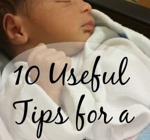 10 Useful Tips for a New Mom