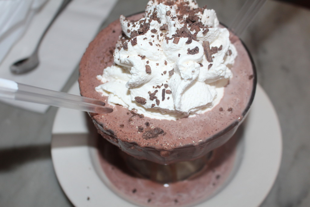 serendipity frozen hot chocolate