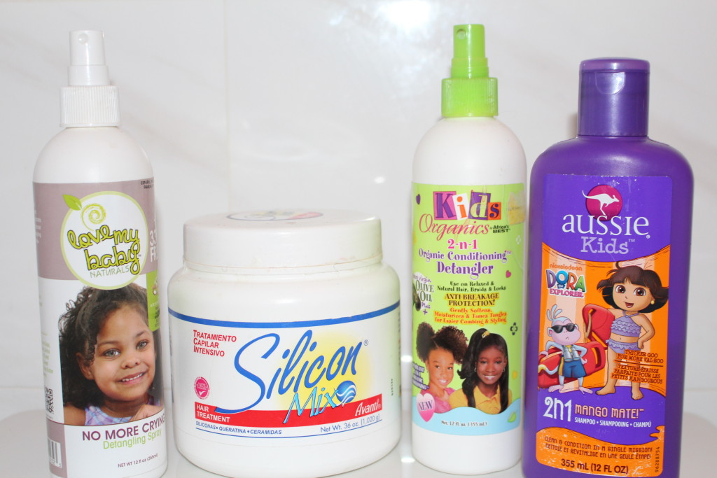 4 must have products to detangle hair