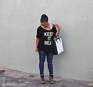 Keeping it Real (OOTD)