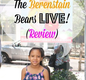 The Berenstain Bears Live (review)