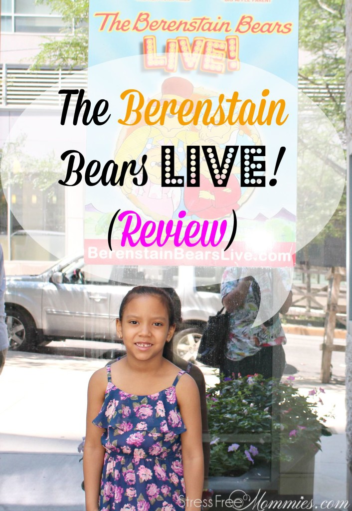 The Berenstain bears live review