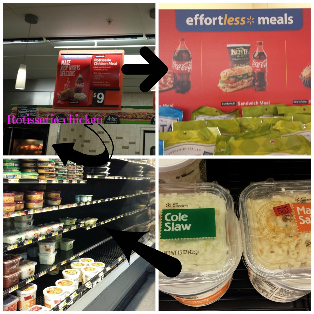 effortless meals with Walmart