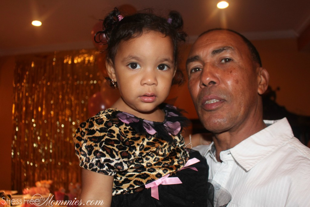 daddy and my daughter