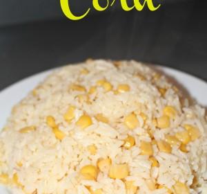 Easy Rice with Corn Recipe