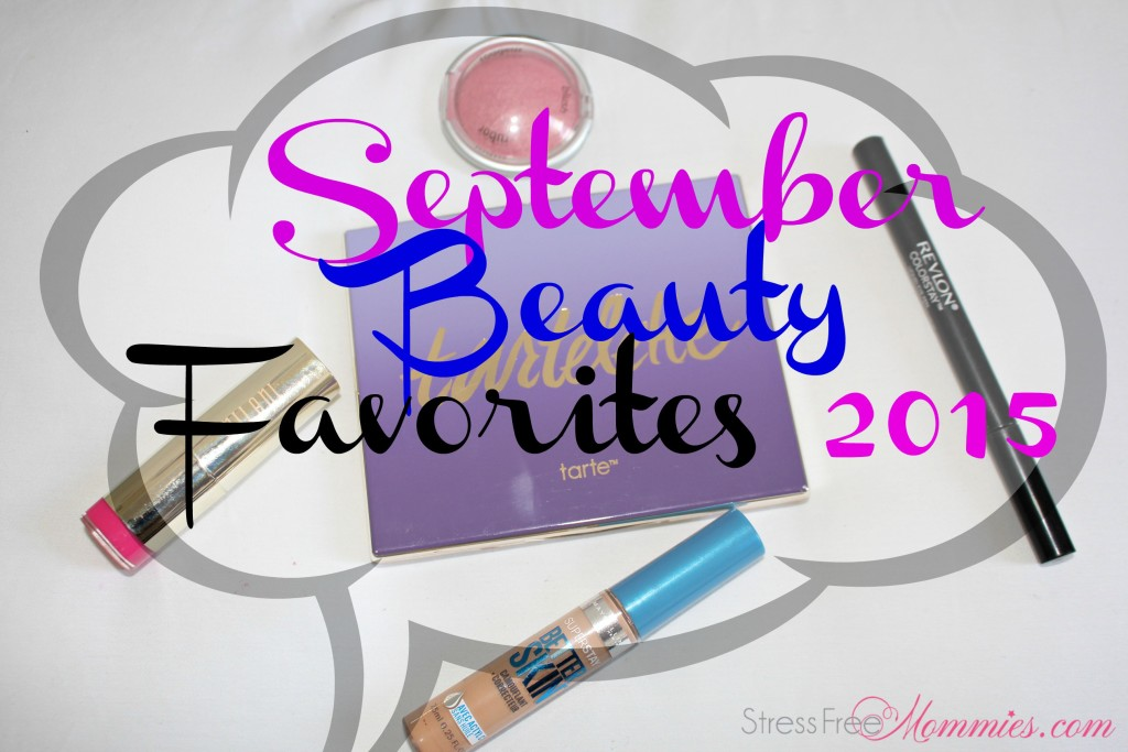 september beauty favorites