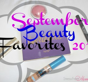 September Beauty Favorites 2015