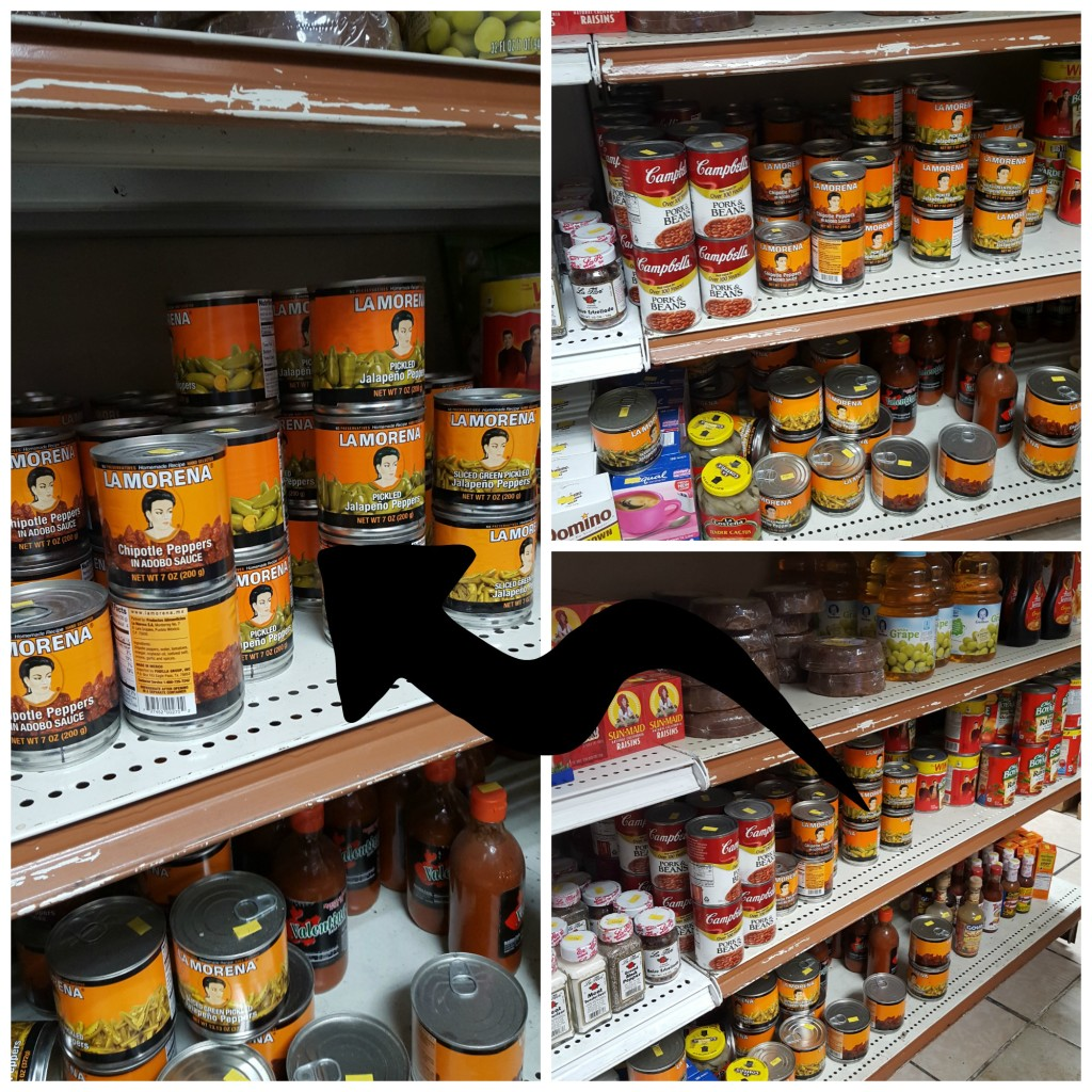 La morena products in bodegas
