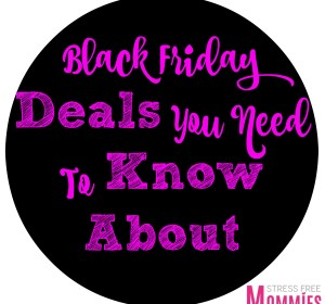 Black Friday Deals You Need To Know About