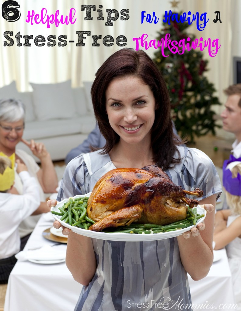 stressfree thanksgiving tips
