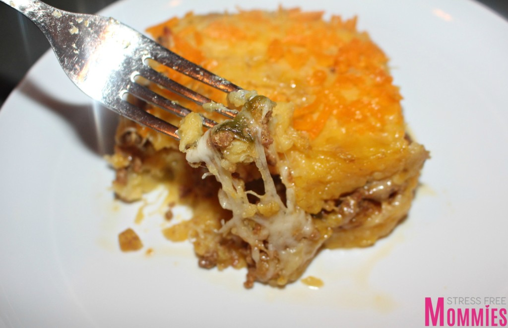 how to make dominican pastelon de platano maduro