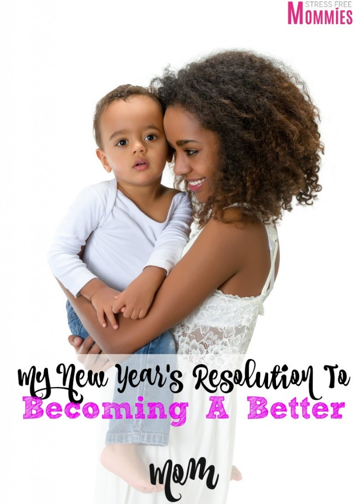 new year's resolution for moms