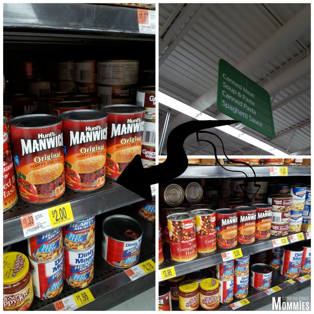 MANWICH sauce