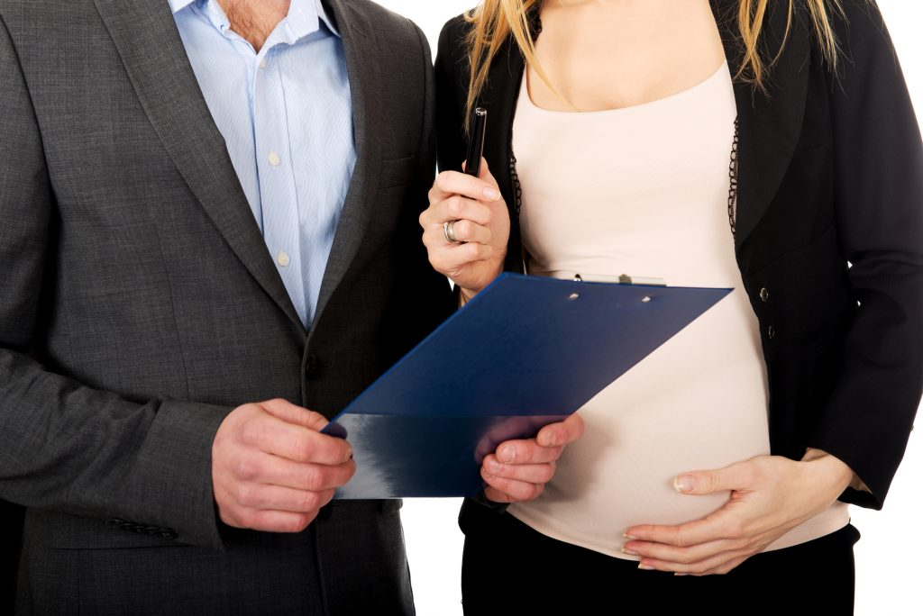 maternity leave information before getting pregnant