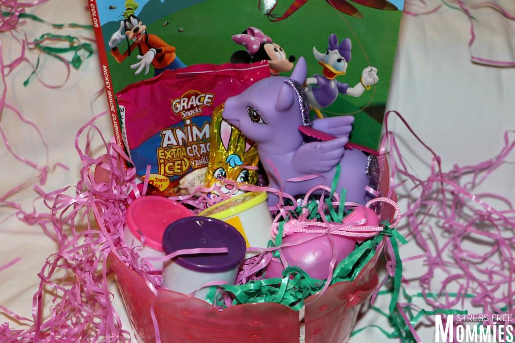 save money on easter basket ideas for kids