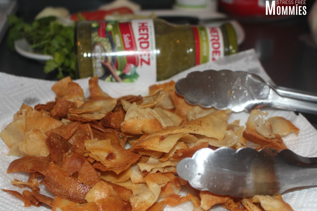 chilaquiles in salsa verde