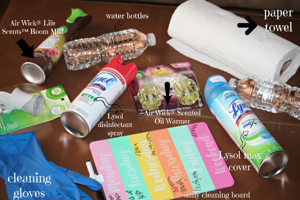 essentials for springcleaning