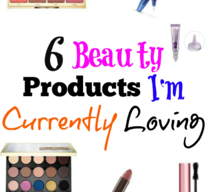 Fun beauty products for moms to feel and look beautiful! There's a mix of high end and drugstore beauty products from mascara, concealer and blushes!