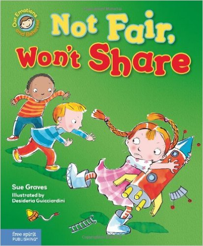 books that teach how to share