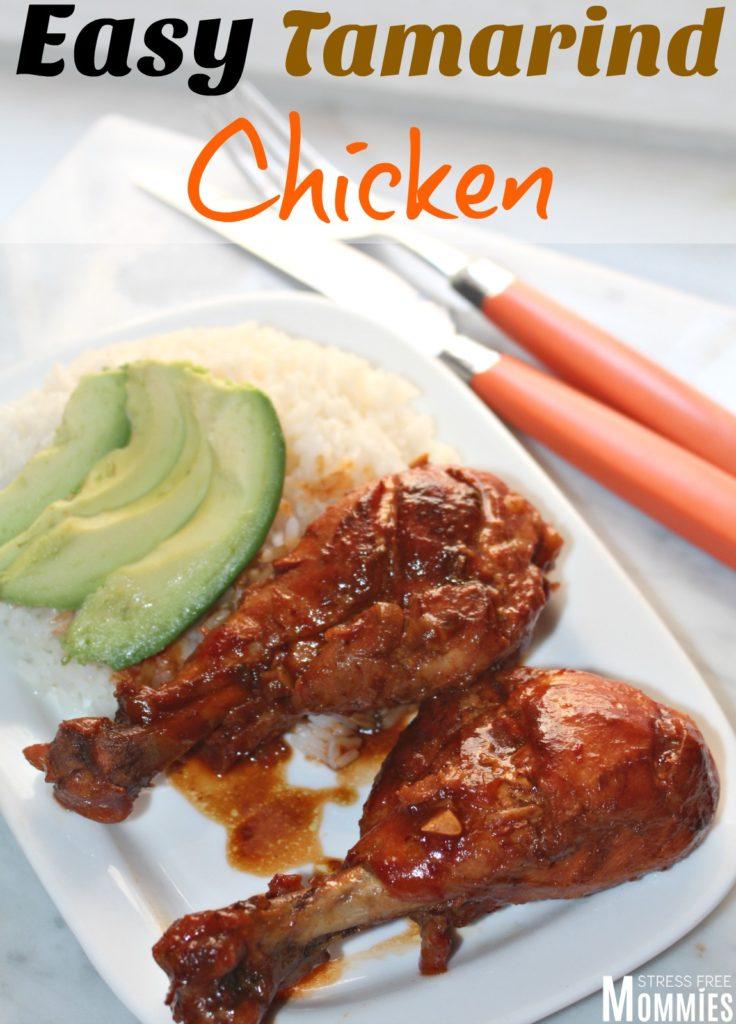 easy tamarind chicken