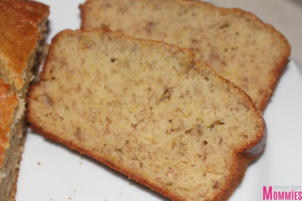 super moist banana bread