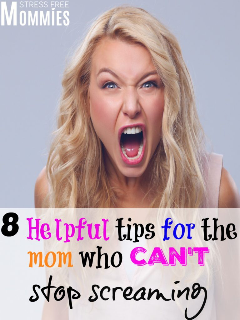 Are you that mom who always finds herself screaming at her kids? I get it, I'm that mom too. These tips will helps reduce the screaming and focus on what's important. These tips are for the mom who can'y stop screaming.