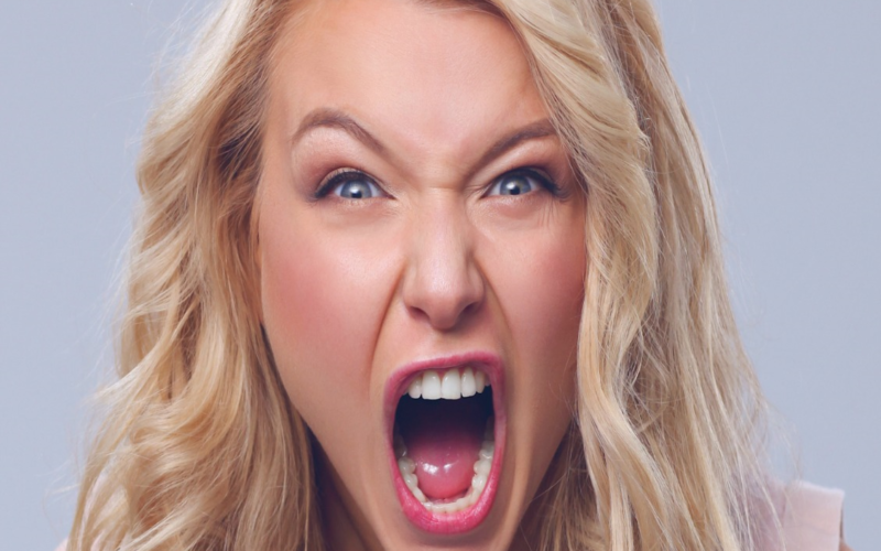 8 helpful tips for the mom who can't stop screaming