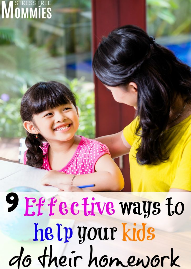 00d1606dd Simple and yet effective tips to help your child do homework. these tips  will help