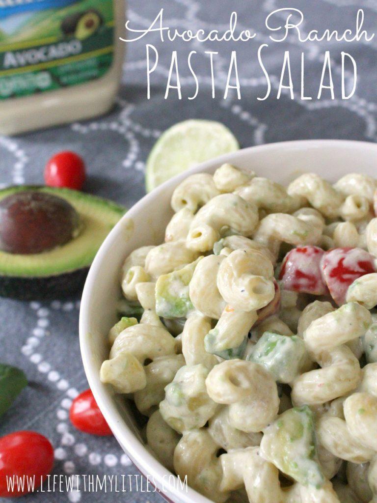 avocado-ranch-pasta-salad