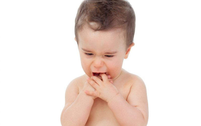 5 helpful ways to soothe your teething baby