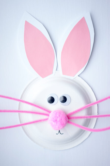 easy paper bunny craft 11 easy easter crafts you can make with your 4371