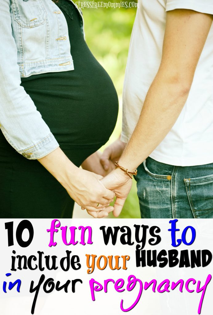Including your husband in your pregnancy is such an important thing to do.These tips will show you 10 fun ways where you can do just that! You are not alone in your pregnancy your husband is with you. Click to read these super helpful tips to include your husband in your pregnancy. Pin now!