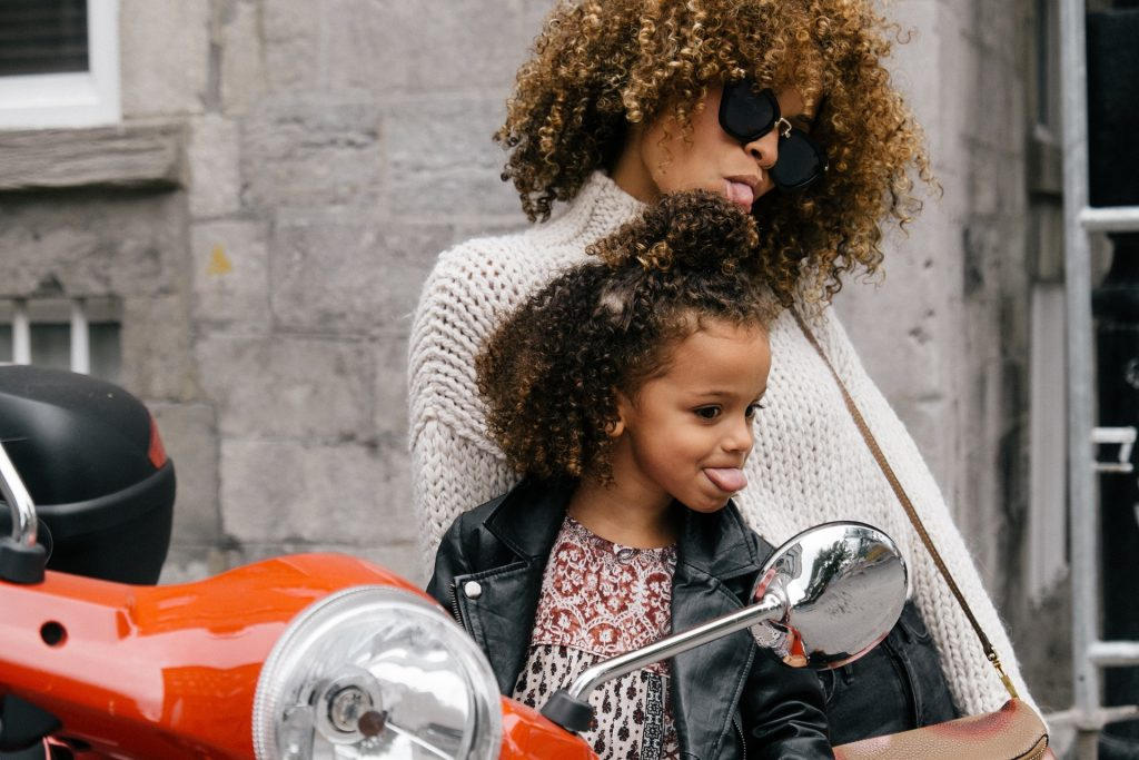 Easy steps to being a happier mom