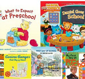 8 fun books for toddlers about going to preschool