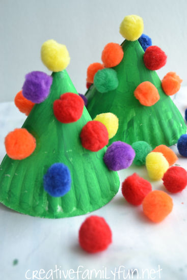 15 easy christmas crafts to do with your kids