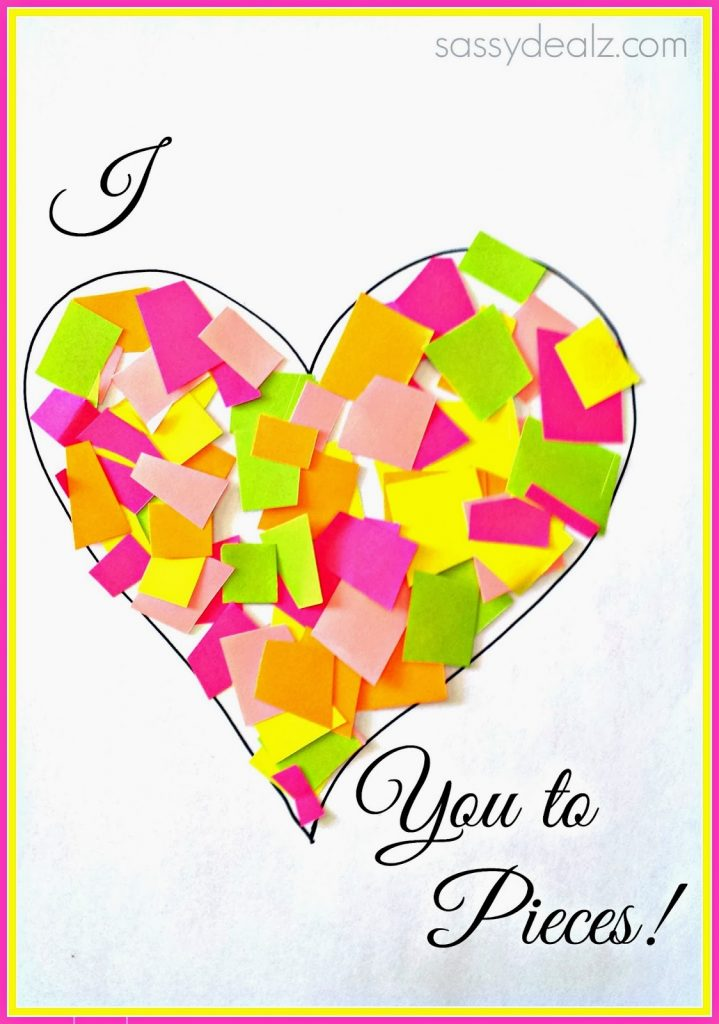 10 easy and fun Valentine's dat crafts for kids
