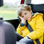 5 easy tips to help ease your child's car sickness