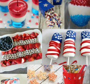 22 must make 4th of July treats and drinks
