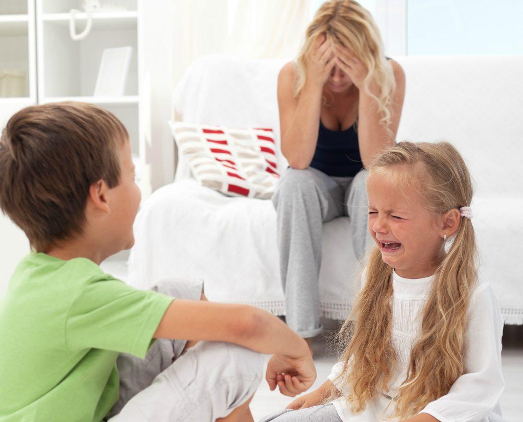 turn bad mom day around