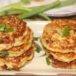 easy and tasty cauliflower fritters (kid-friendly)