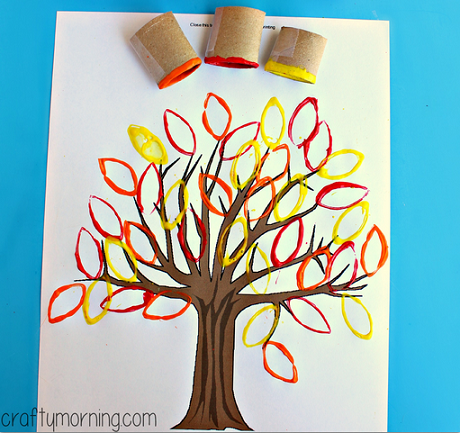 11 easy and fun fall crafts you can do with your kids