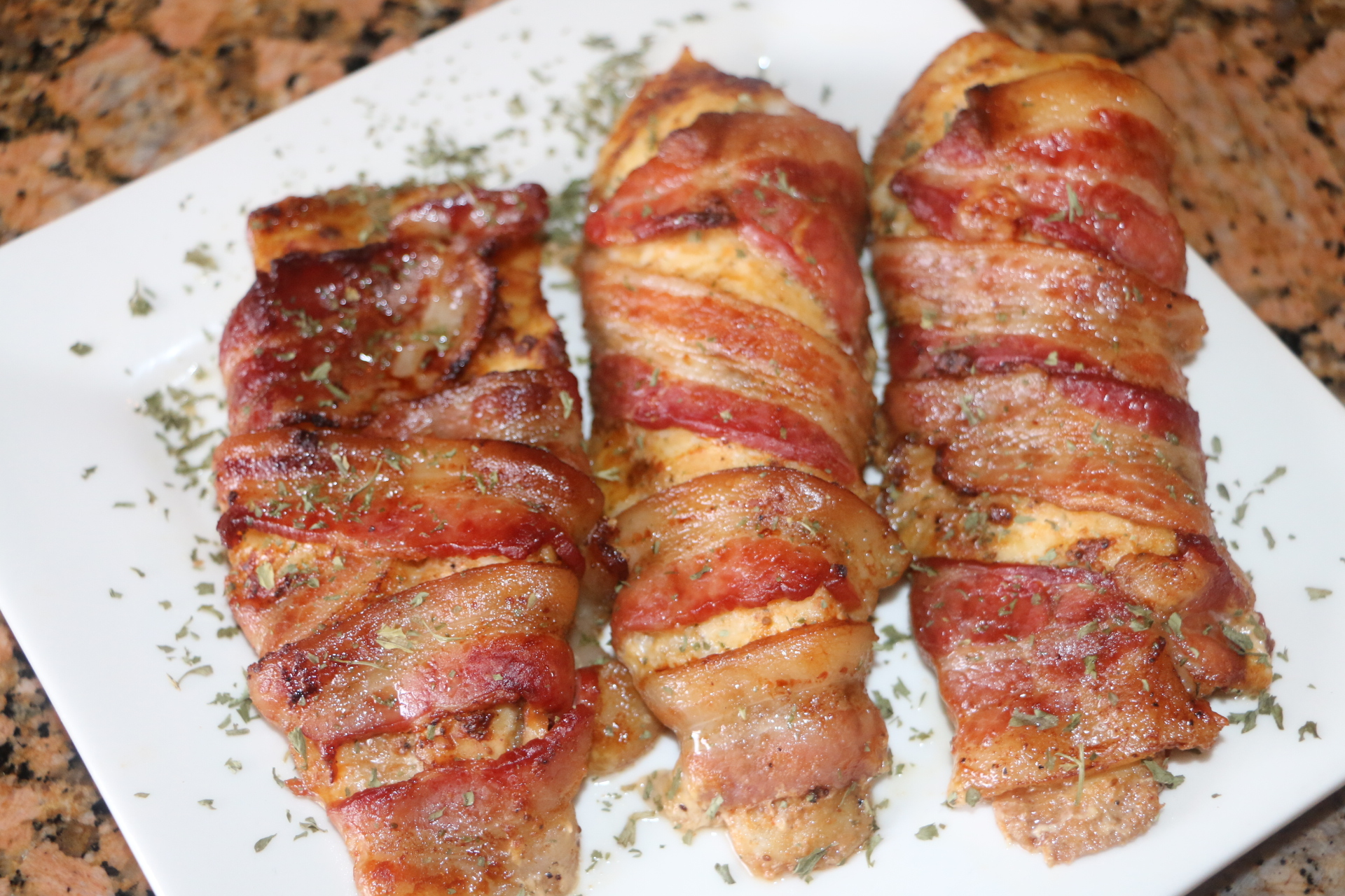 easy baked tilapia wrapped in bacon  stress free mommies