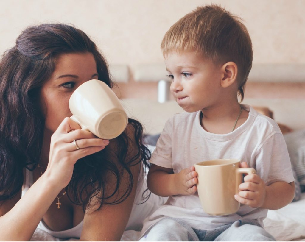 stay at home mom burnout